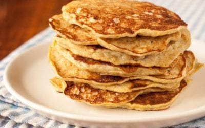 Gluten and Dairy Free Pancakes!