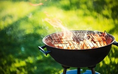 Top Tips To Keep Healthy Successfully At Your Summer BBQ.