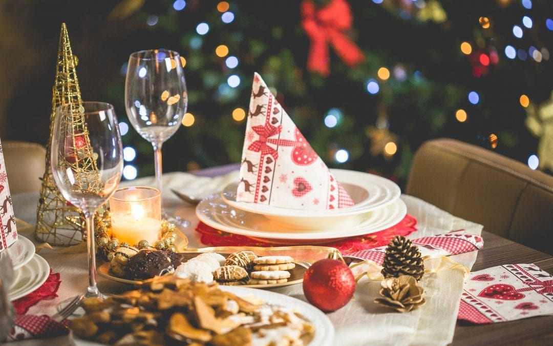 Healthy Christmas Day Food Swaps