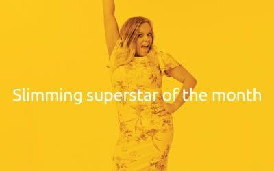 Slimming Superstar of the Month – August