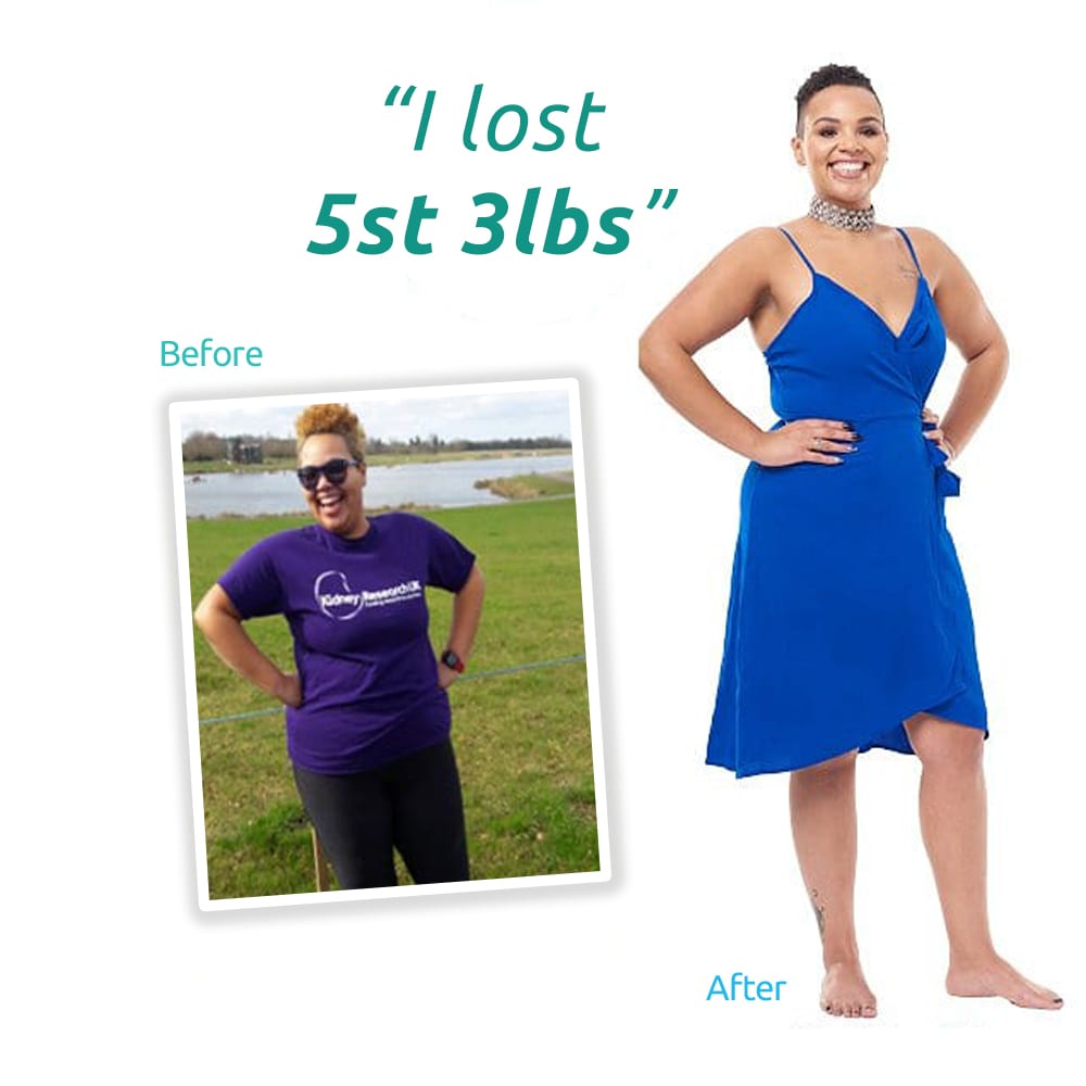 Weight Loss Success Stories - The Slimming Clinic