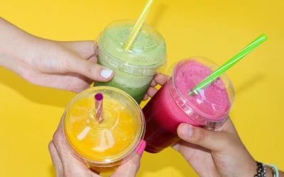 Refreshing Spring Smoothies